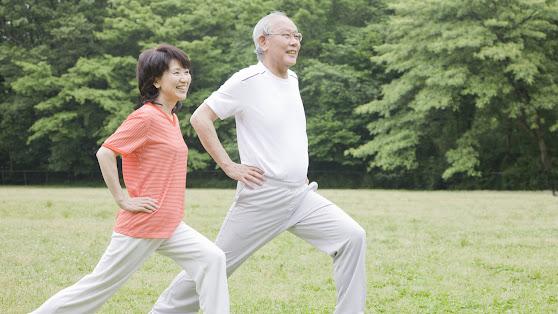 Chăm vận động có thể hạn chế được các loại bệnh hay gặp ở người lớn tuổi