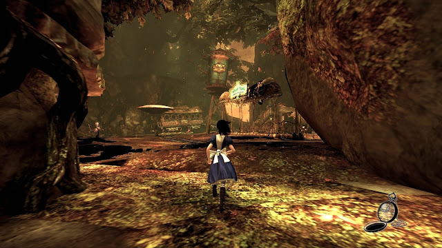 Alice Madness Returns - Xbox 360 - Multi5 - Captura 1