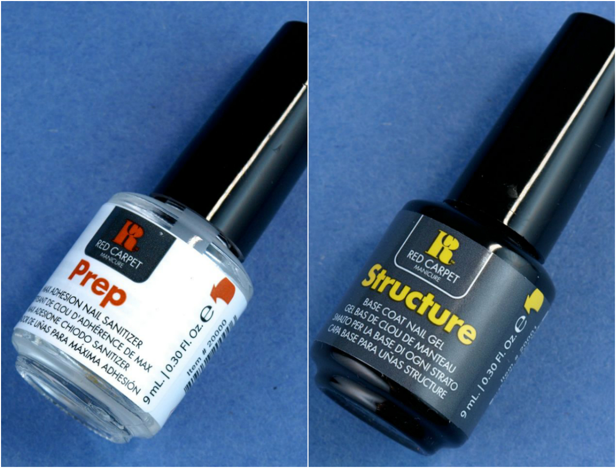 Red Carpet Manicure Gel Polish Starter Kit Review And