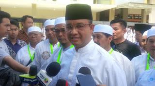 Awas Kolam Panas! Anies Baswedan Dikabarkan Bakal Temui HRS di Petamburan