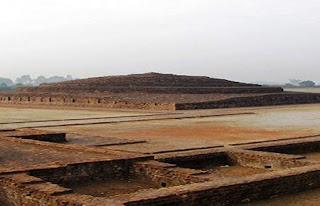 Buddhist tourism - Piprahwa
