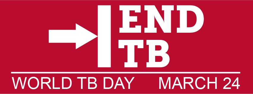 World TB Day - 24 March 2018