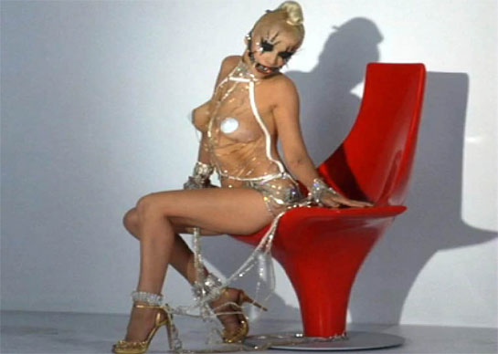 Naked Pop Star 33