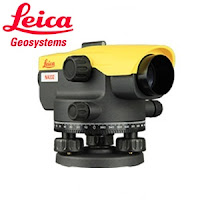 JUAL ALAT SURVEY AUTOMATIC LEVEL LEICA NA332 TARAKAN