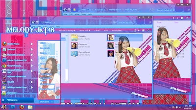 Melody JKT48 Themes
