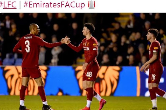 FA Cup Results - Finally Play Mo Salah and Firmino, Liverpool Fail to Pass