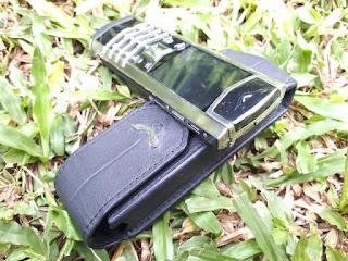 Hape Mewah Vertu Signature RM-266V Seken Mulus Kolektor Item