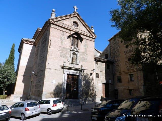Convento de las Carmelitas Descalzas, barrio judío de Toledo
