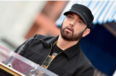 """Eminem Celebrates 12 Years Of Sobriety - """"I'm Not Afraid Anymore"""""""