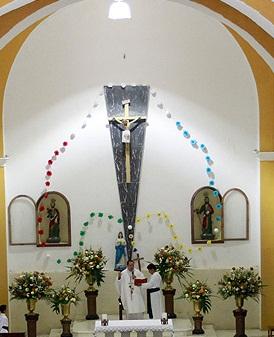 Cacalchén Yucatán México