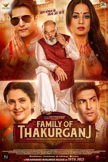 Family of Thakurganj First Look Poster 3