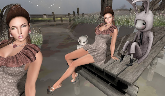 *Petit Chat*, WellMade, Glamistry Heels and Shoes,Whimsical Event.