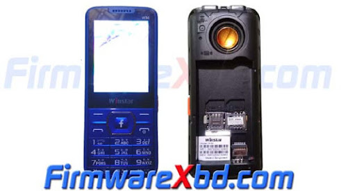 Winstar W30 Flash File Download Free (Firmware) Without Password