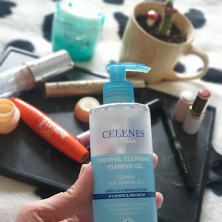CELENES BY SWEDEN THERMAL CLEANSING FOAMING GEL İNCELEMESİ