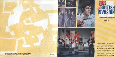 British Invasion (History of British Rock) Vol 2