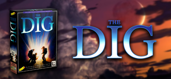 The Dig PC-CD (ERBE, 1995)