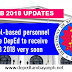 School-based personnel of the DepEd to receive PBB 2018 very soon