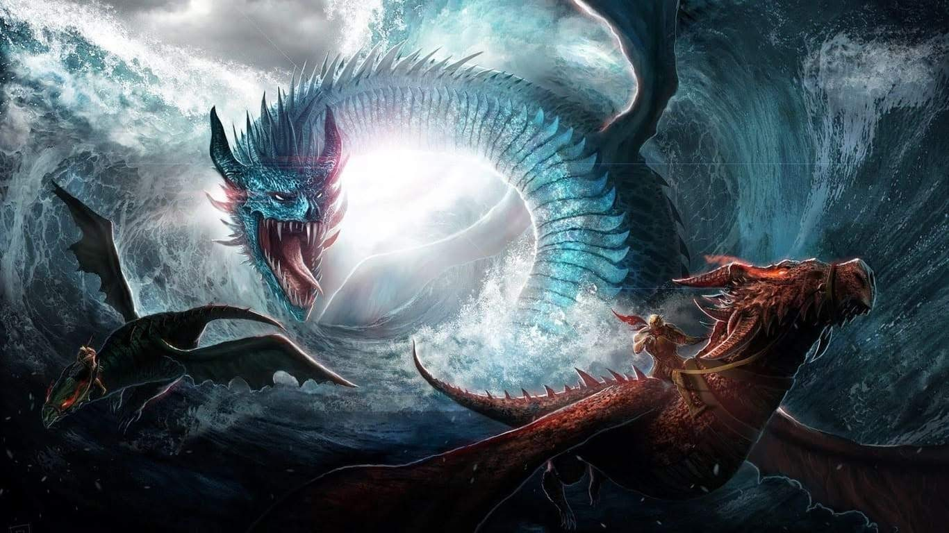 Dragon 3 image wallpapper
