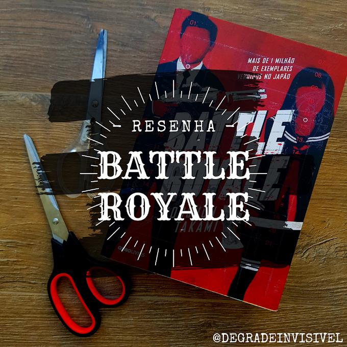 Resenha: Battle Royale
