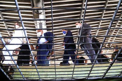 Força-tarefa de Intervenção Penitenciária completa cinco dias da Operação Panóptico no Pará