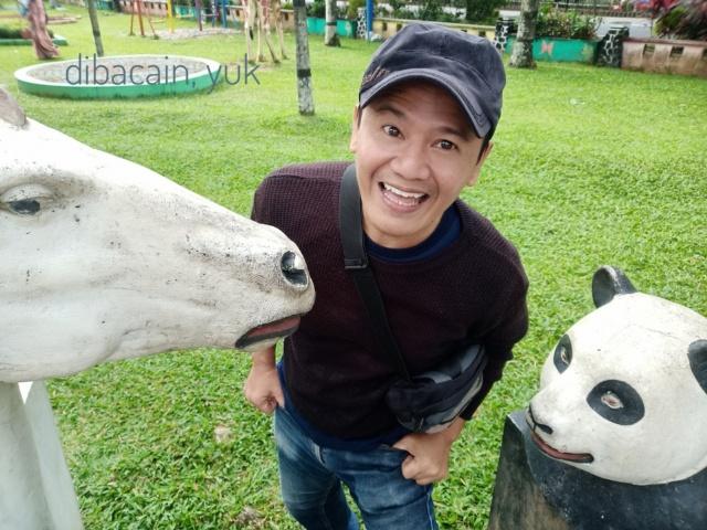 Badaan - Taman Rekreasi dan Edukasi di Pusat Kota Magelang