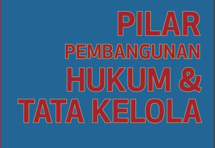 Download Buku Pilar Pembangunan Hukum dan Tata Kelola Download Buku Pilar Pembangunan Hukum dan Tata Kelola