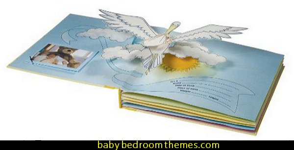 Baby Pop-Up Photo Album   gifts for baby - baby gifts - baby shower creative baby gifts - unique baby shower gift ideas - unique baby gifts - creative baby shower gifts - useful baby shower gifts - what to buy for a baby shower