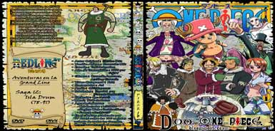 One Piece วันพีช ซีซั่น 3 สโนว์ไอส์แลนด์ HD (ตอนที่ 77-92)
