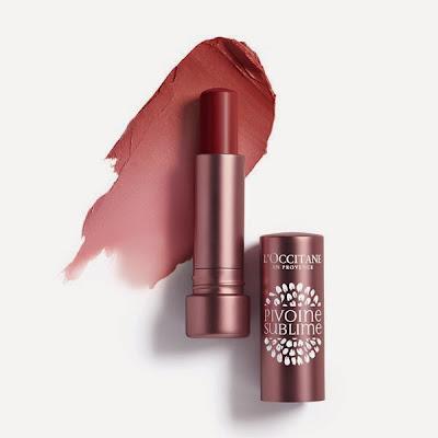 baume à lèvres Rose Ambré L'Occitane