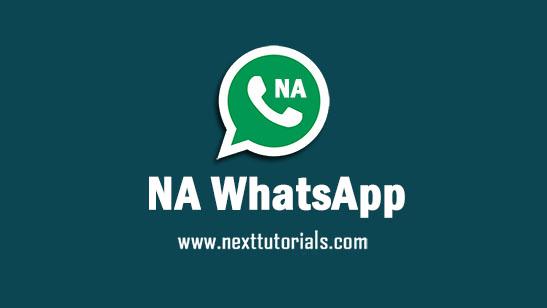 NA WhatsApp v11.90 Apk Mod Latest Version Anti Banned,nawhatsapp, install Aplikasi naWa Terbaru 2021, tema na whatsapp keren 2021,download whatsapp mod anti banned,