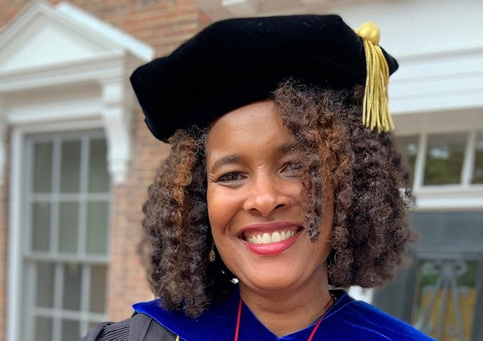 Woman bullied for being named Marijuana Pepsi, earns PhD after dissertation on black names