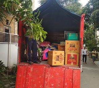Sewa Truk Pindahan Jakarta Jember