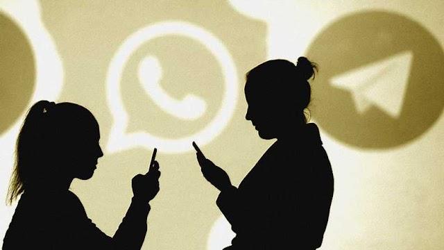 Snowden advierte sobre el peligro del uso de WhatsApp y Telegram