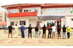 We Are Students, Not Criminals, Arrested Yahoo Boys Insist