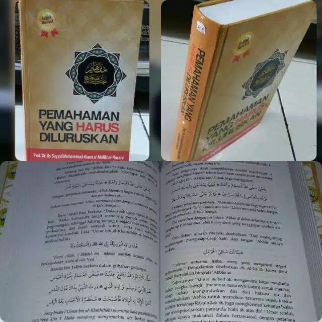 Pesan Kitab Mafahim Yajibu an Tushohhah Berkualitas di Seria Brunei Darussalam