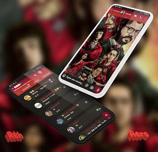 Man & Lady Theme For YOWhatsApp & Fouad WhatsApp By Reh