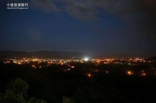 月廬食堂夜景
