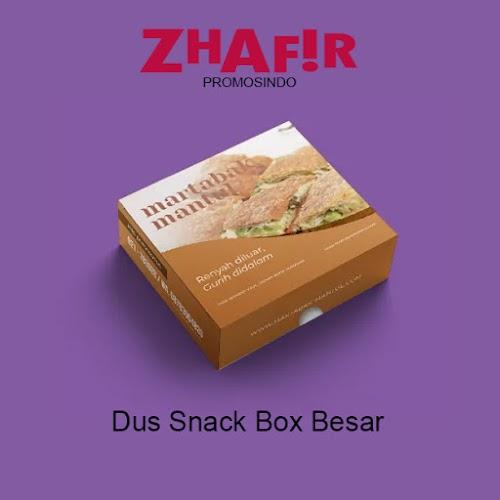 Cetak Dus Snack Box Besar