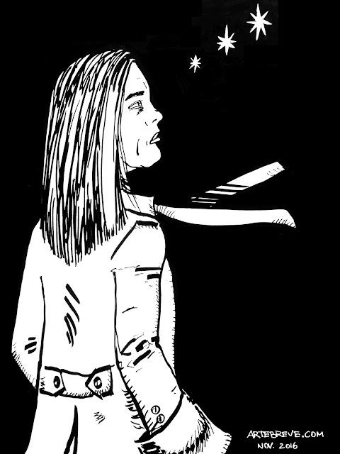 Segunda ilustración para el libro !Cómo no te vamos a querer! de ENTC