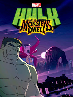 Watch Hulk: Where Monsters Dwell (2016) movie free online