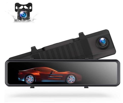 EYETOO 4K Rear View Dash Cam Mirror Camera