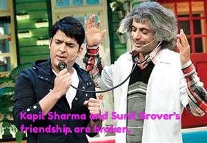 Sunil Grover's 'blast' before Kapil Sharma. By starglamours.