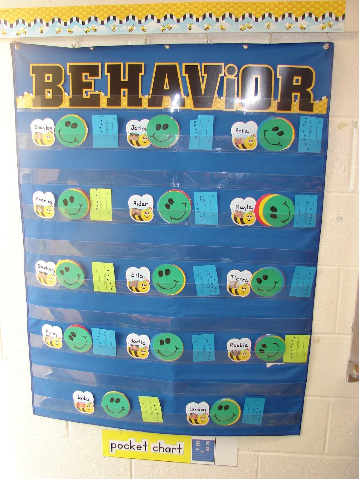 Homework Chart Classroom
