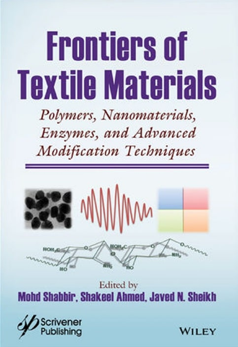 Frontiers of Textile Materials: Polymers, Nanomaterials, Enzymes, and Advanced Modification Techniques
