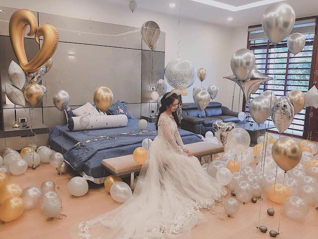 Trang trí phòng cưới tại Hoàn Kiếm