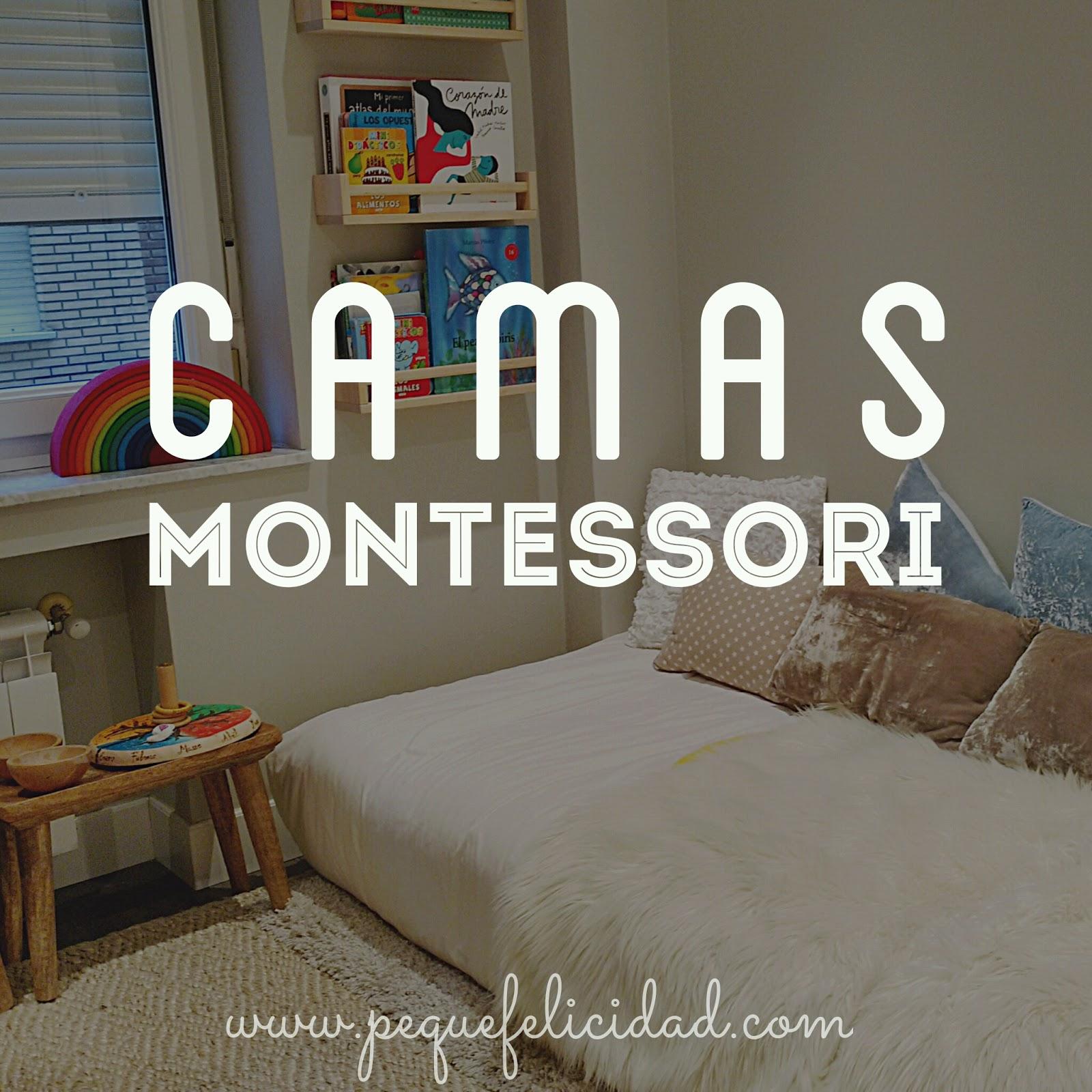 Pequefelicidad Camas Montessori