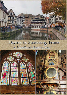 Daytrip to Strasbourg Christmas Market