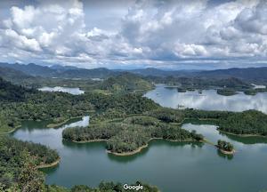 Panorama Ulu Kasok, Raja Ampatnya Kampar