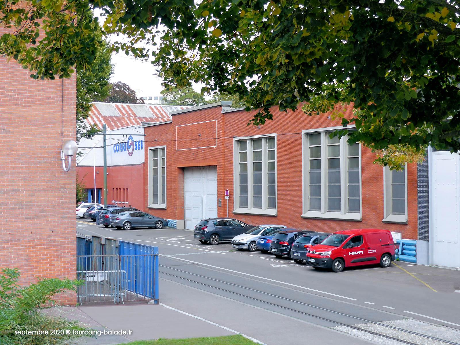 Ateliers Servais, Tourcoing