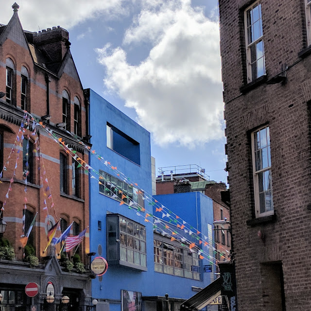 One Day in Dublin City: Project Arts Centre in Temple Bar